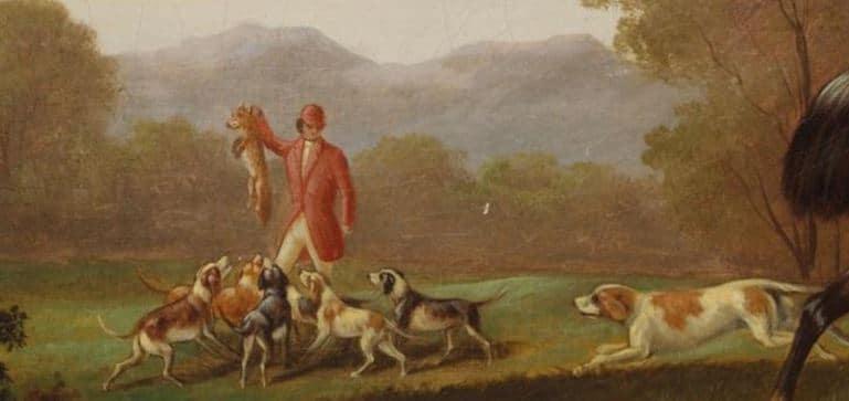 Thợ săn quản lý bầy chó