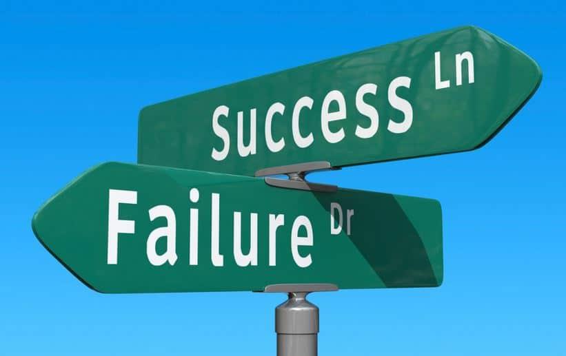 Bài học kinh doanh thất bại thành công