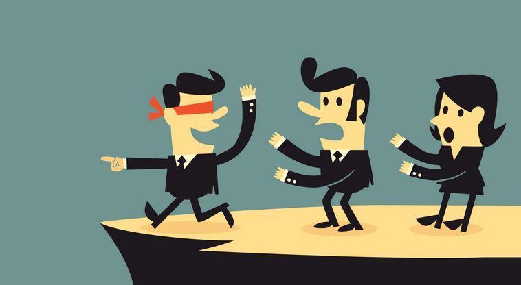 sai lầm trong chiến lược kinh doanh