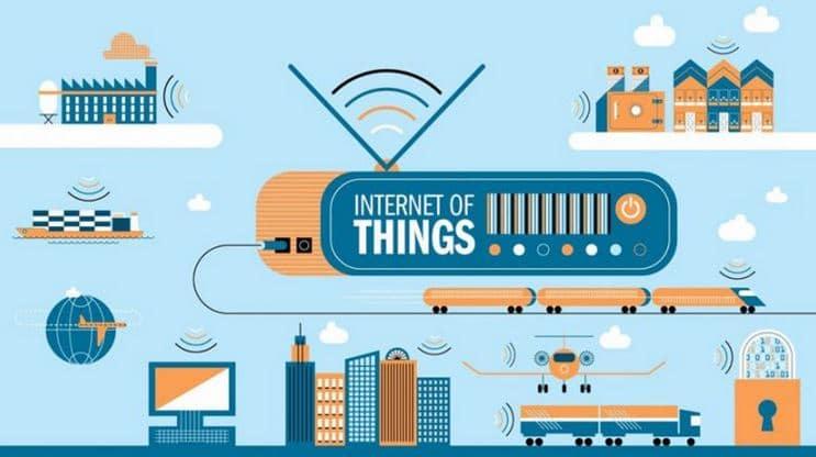 kết nối vạn vật, internet of things