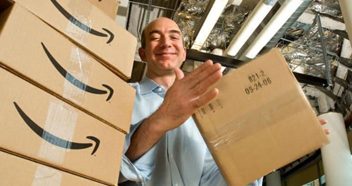 văn hóa tiết kiệm của Amazon