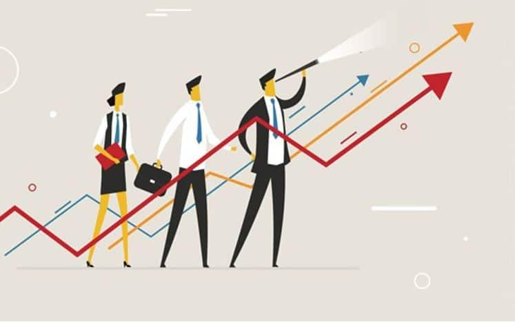 tăng trưởng doanh nghiệp