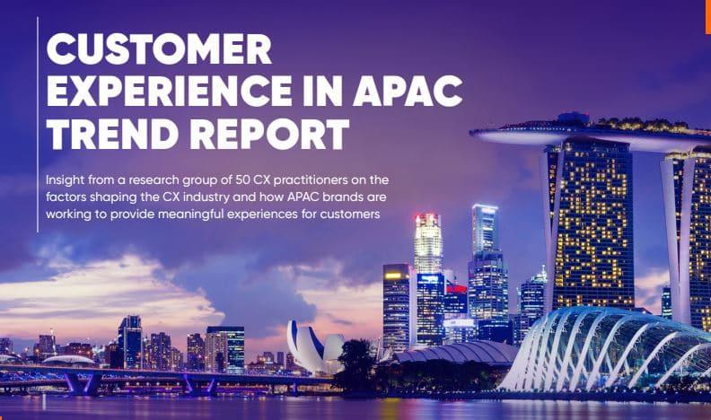 Báo cáo Xu hướng trải nghiệm khách hàng của Người Châu Á năm 2021