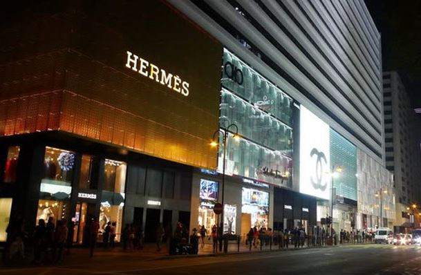 Chiến lược kinh doanh của Hermès