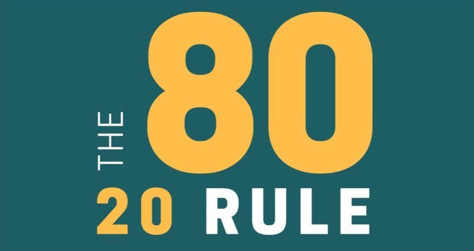Nguyên lý 80 20