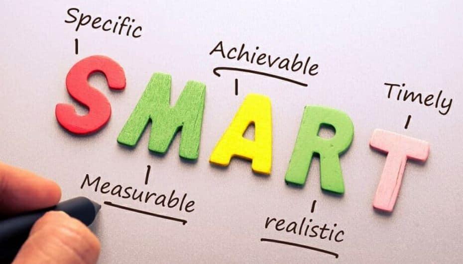 nguyên tắc smart khi thiết lập KPI
