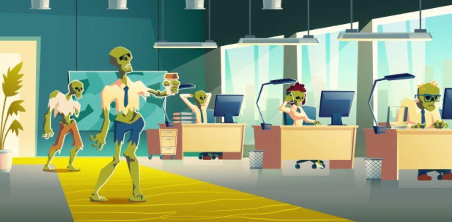 Zombie công sở là gì