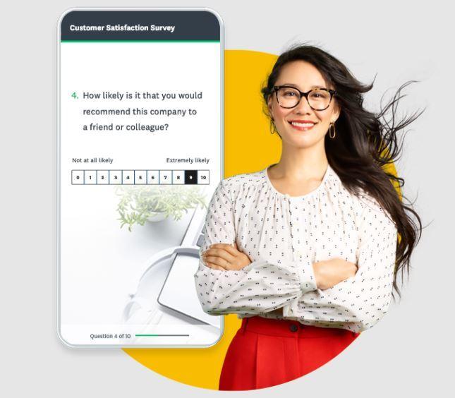 bảng khảo sát khách hàng