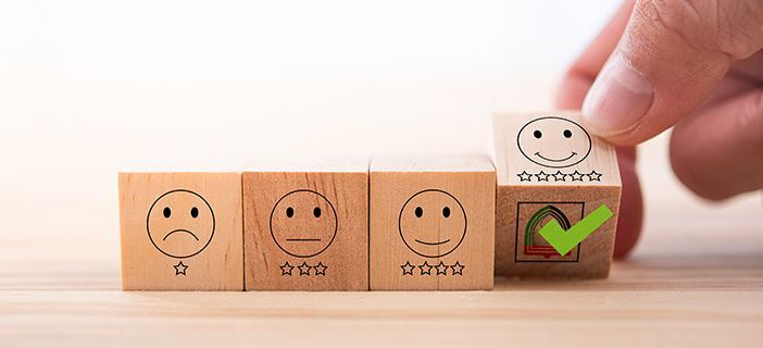 khảo sát mức độ hài lòng của khách hàng