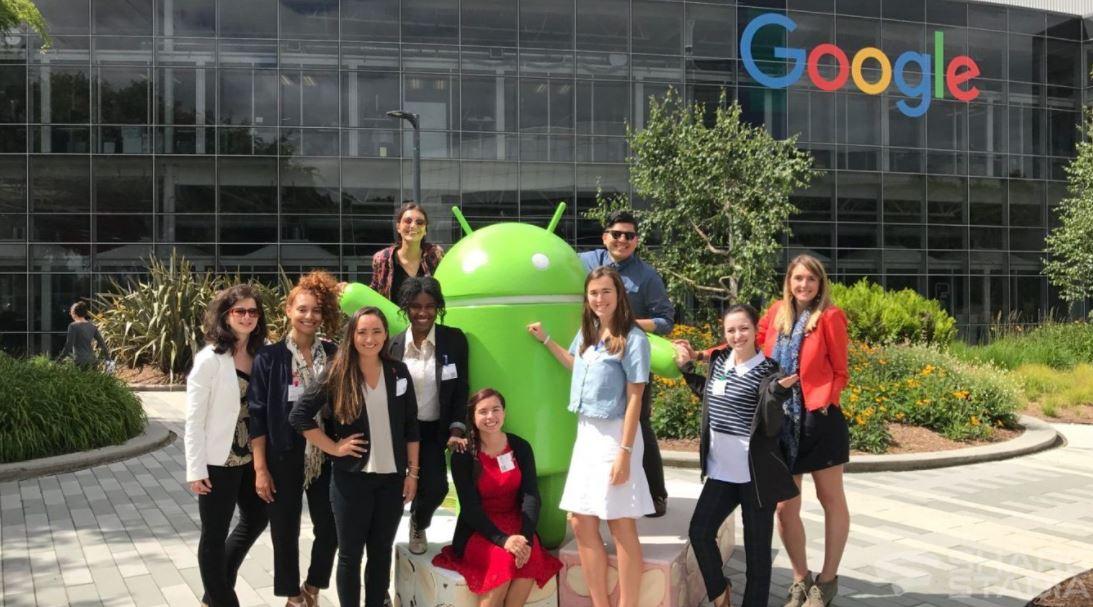 văn hóa doanh nghiệp của google