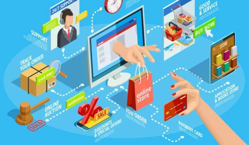 xu hướng thương mại điện tử trên thế giới