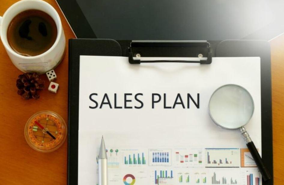 lập kế hoạch bán hàng