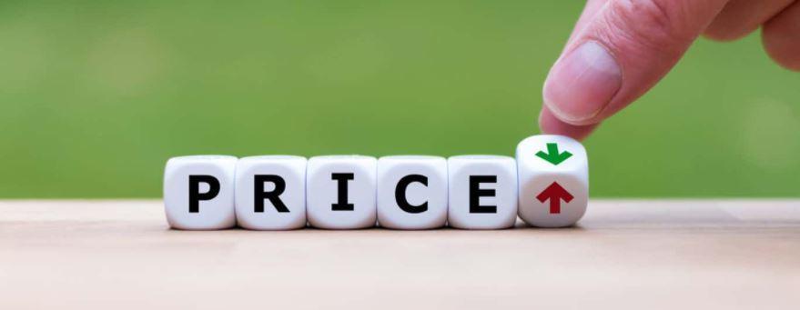 niêm yết giá sản phẩm