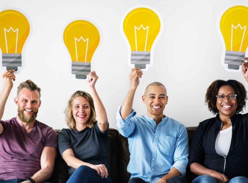 nguyên tắc để kích thích ý tưởng của nhân viên