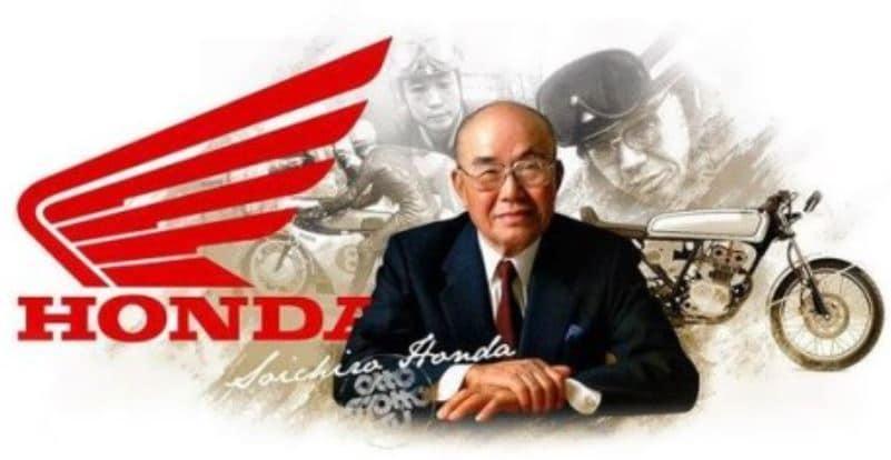 Câu chuyện về Soichiro Honda và bài học quý giá để thành công